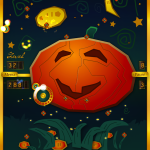 SteamPunk Hockey Pumpkin Screen
